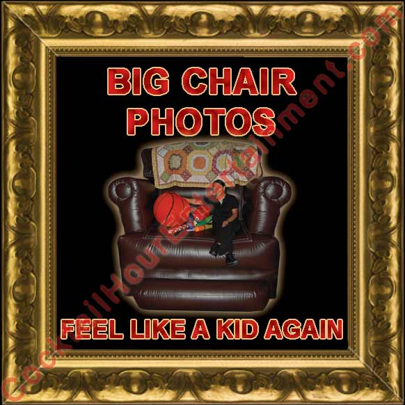 big chair photos